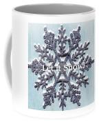 Let It Snow 2 Coffee Mug