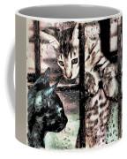 Let Me In Coffee Mug
