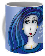Let Not Your Heart Be Troubled Coffee Mug