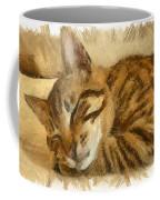 Let Sleeping Cats Lie Coffee Mug