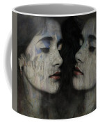 Let The Dream Begin Let Your Darker Side Give In  Coffee Mug