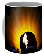 Let The Glowing Begin Coffee Mug