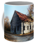 Let The Shadows Fall Coffee Mug