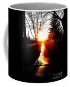 Let The Sun Light Your Path Coffee Mug