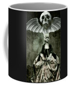 Let Them Eat Cake Coffee Mug by Delight Worthyn