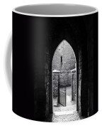 Let There Be Light Cong Church And Abbey Cong Ireland Coffee Mug