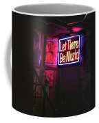Let There Be Music Coffee Mug