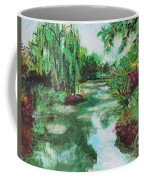 L'etang De Claude Monet, Giverny, France Coffee Mug