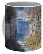 Letchworth Middle Falls Coffee Mug
