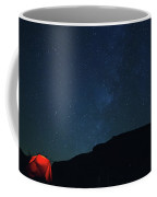 Lets Camp Under The Stars Coffee Mug