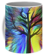 Let's Color This World By Kaye Menner Coffee Mug