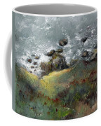 Lets Go Coastal Coffee Mug
