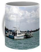 Let's Go Fishin Coffee Mug