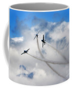 Let's Play In The Clouds Coffee Mug