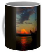 Let's Sail Away Coffee Mug