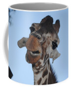 Let's Talk Coffee Mug
