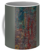 Letters Coffee Mug