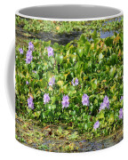 Lettuce Lake Flowers Coffee Mug