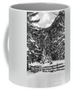 Leutasch Snow Trail 2 Coffee Mug