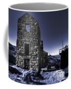 Levant Mine In Blue Coffee Mug