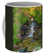 Lewis Monkey Flowers And Cascade Coffee Mug