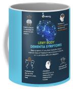 Lewy Body Dementia Symptoms Coffee Mug