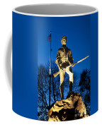Lexington Minuteman Coffee Mug