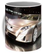 Lf-a Driver Coffee Mug
