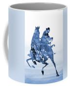 Li Shang-blue Coffee Mug