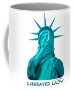Liberated Lady 3 Coffee Mug