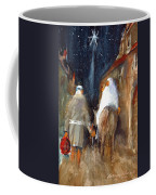 Liberty - Arriving In Bethlehem Coffee Mug