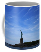 Liberty Island Statue Of Liberty Coffee Mug