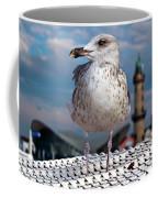 Liberty Of An Pacific Gull Coffee Mug