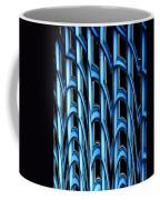 Library Abstract Coffee Mug