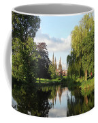 Lichfield Cathedral Reflectons Coffee Mug