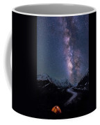 Lick Of Flame Coffee Mug