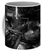 Liesijoki In Bw Coffee Mug