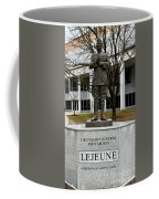Lieutenant General John Archer Lejeune Coffee Mug