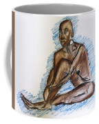 Life Drawing Study Coffee Mug