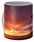 Life Guard Tower Coffee Mug