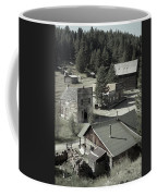 Life In A Ghost Town Coffee Mug