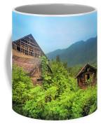 Life In A Mountains Coffee Mug
