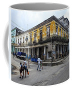Life In Old Town Havana Coffee Mug