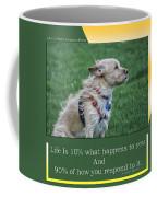 Life Is A Warm Summers Breeze Coffee Mug