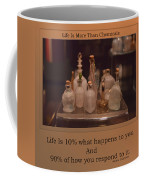 Life Is More Than Chemicals Coffee Mug