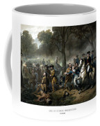 Life Of George Washington - The Soldier Coffee Mug