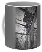 Life On The Ropes Coffee Mug