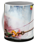 Lifeboat Chocks Away  Coffee Mug by Terri Waters