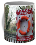 Lifebuoy Theft Coffee Mug