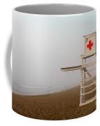 Lifeguard Chair Coffee Mug